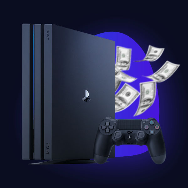 PS 4 Money Drop