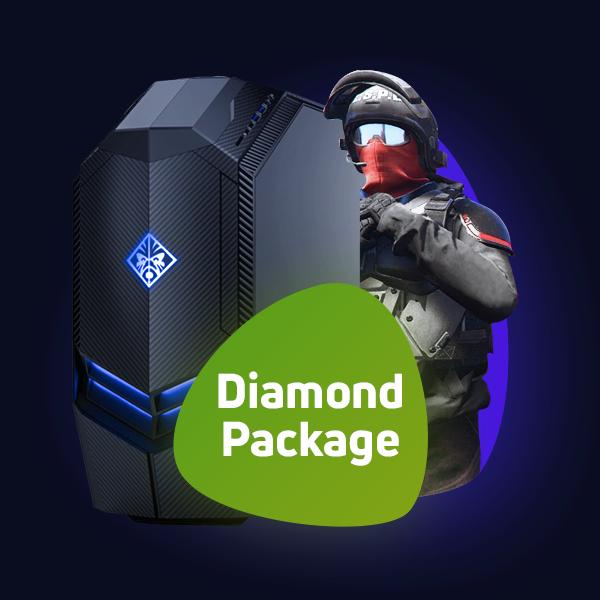 Diamond PC Package
