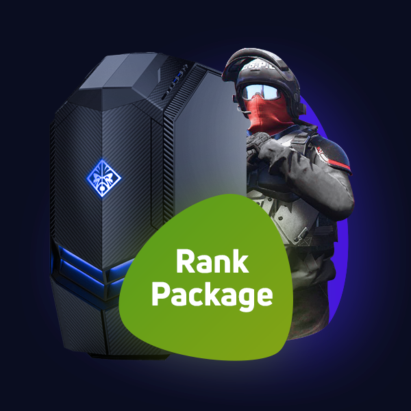 PC Any Rank Up Package