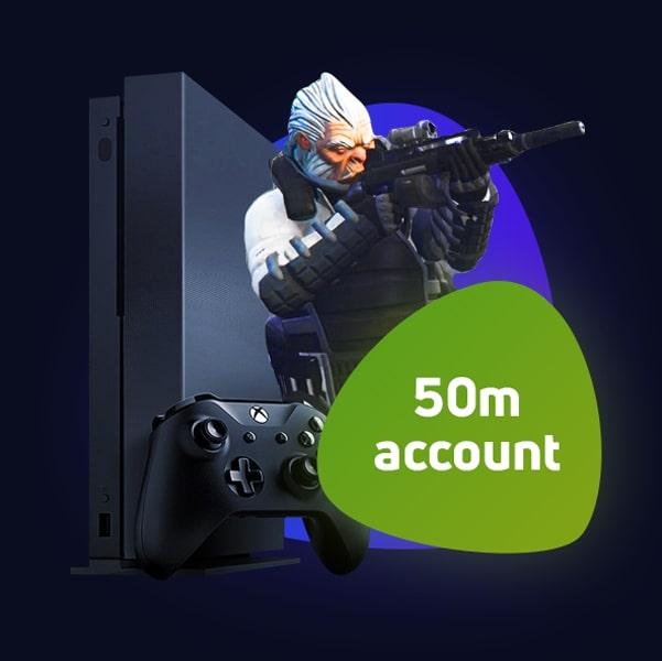 Xbox One GTA Online Modded Account 50 Million $